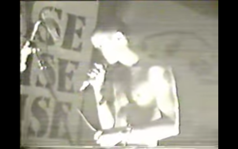 Current 93 live at the 100 Club, (1985)