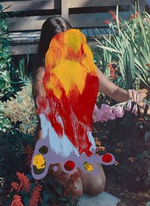 Linder, Superautomatism XVIII, 2015, Courtesy of Stuart Shave/Modern Art