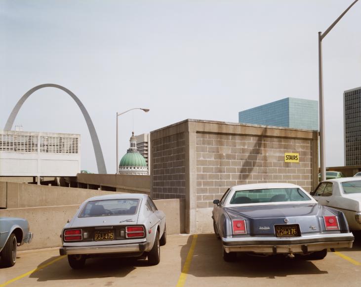 St Louis, Missouri, 1978. Courtesy and Copyright of Joel Meyerowitz