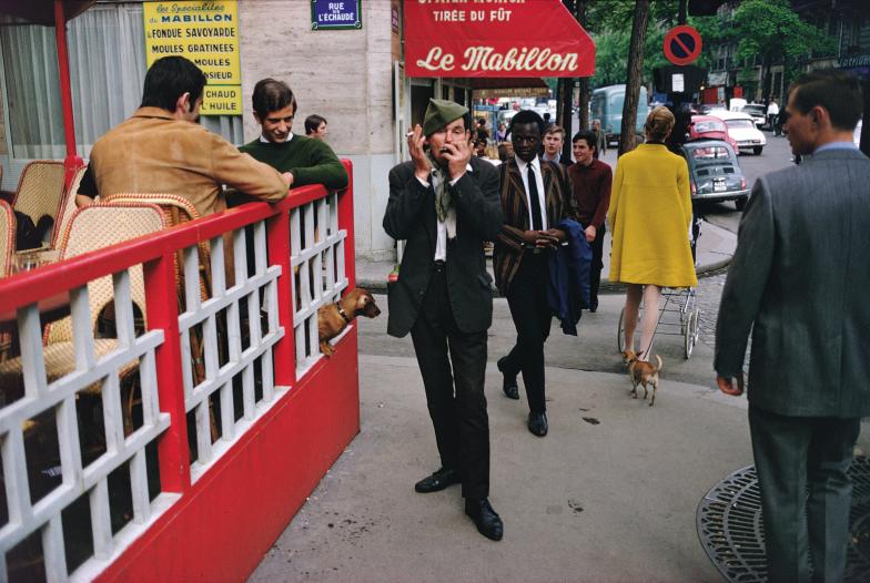 Paris, France, 1967. Courtesy and Copyright of Joel Meyerowitz