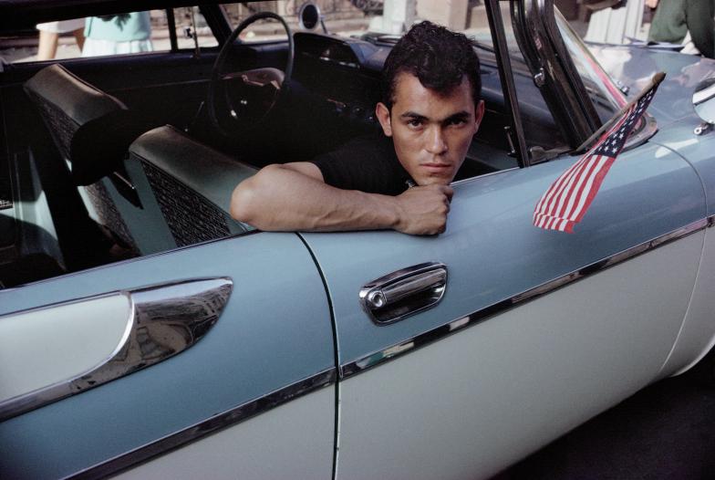 New York City, 1963. Courtesy and Copyright of Joel Meyerowitz