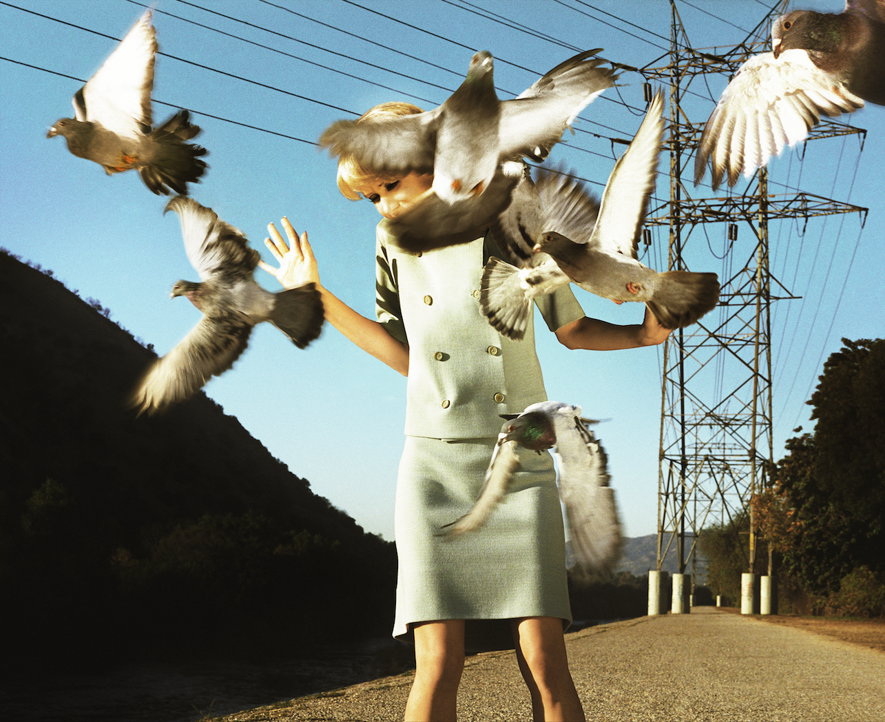 Alex Prager, 'The Big Valley: Eve', 2008, © Alex Prager Studio and Lehmann Maupin, New York and Hong Kong.